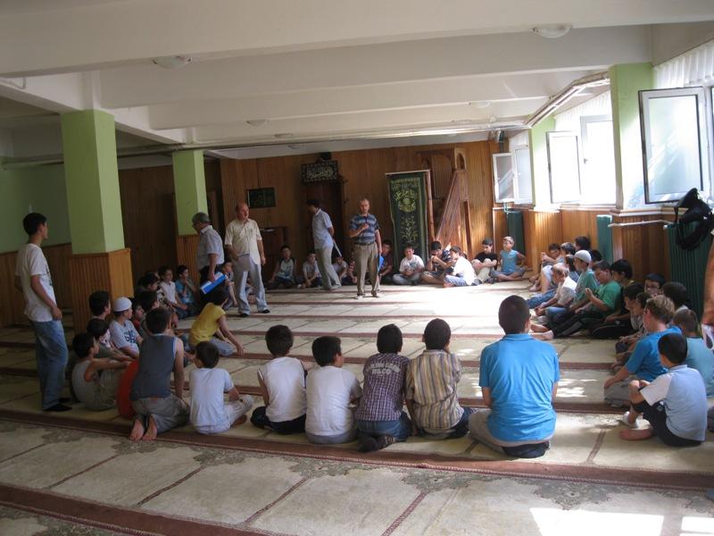 Ünçek | 13 Temmuz 2012 | Erkekler Mezuniyet Programı