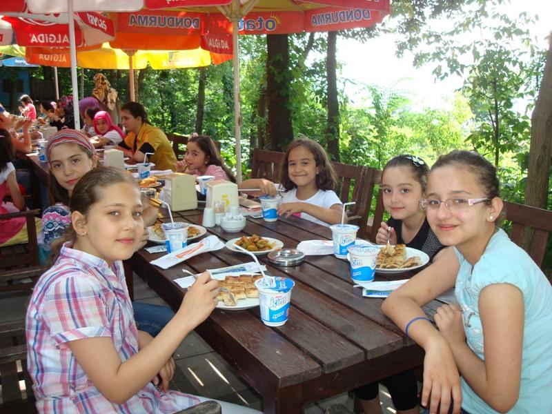 Ünçek Yaz Okulu | 23 Haziran - Çakırtepe Yemeği