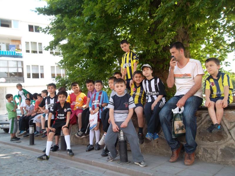 Ünçek | 30 Haziran 2012 Cumartesi Arena Halı Saha Etkinliği
