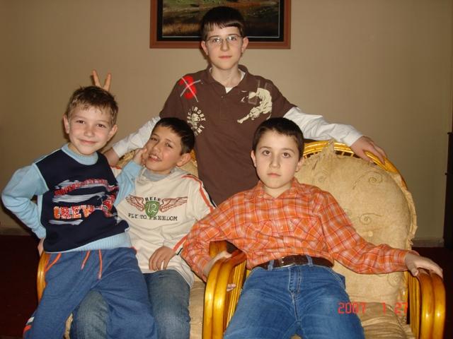 2007 Aile Eğitim Semineri