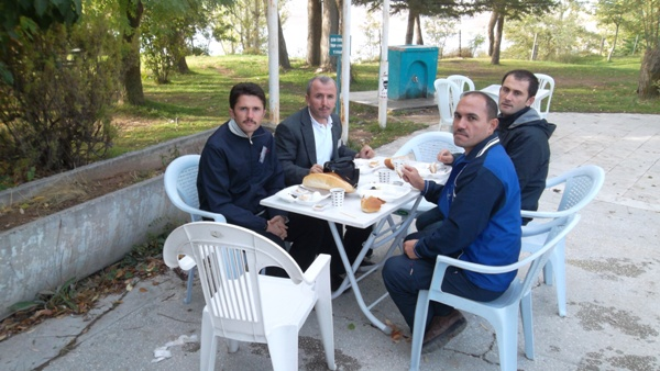 Anadolu Lep 3 - Kayseri | Ünçek Liderleri Kahvaltıda