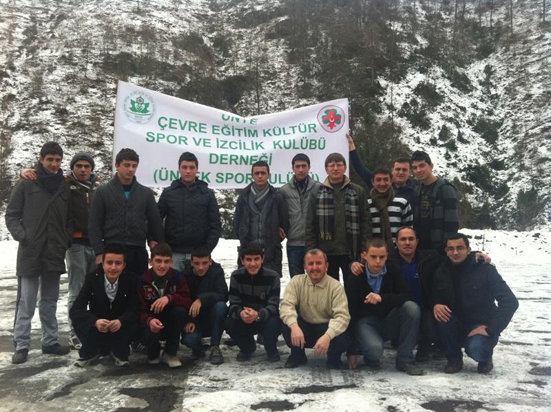 Ocak 2012 - Bölge Kampı