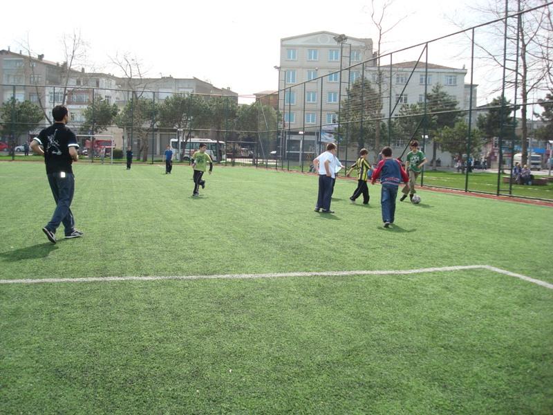 7 Nisan Futbol Maçından