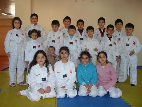 Taekwondo Antremanı - 11 Şubat 2012