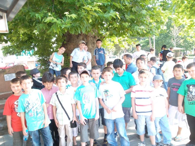 Ünçek | 13 Temmuz 2012 | Yaz Okulu Erkekler Ordu Gezisi