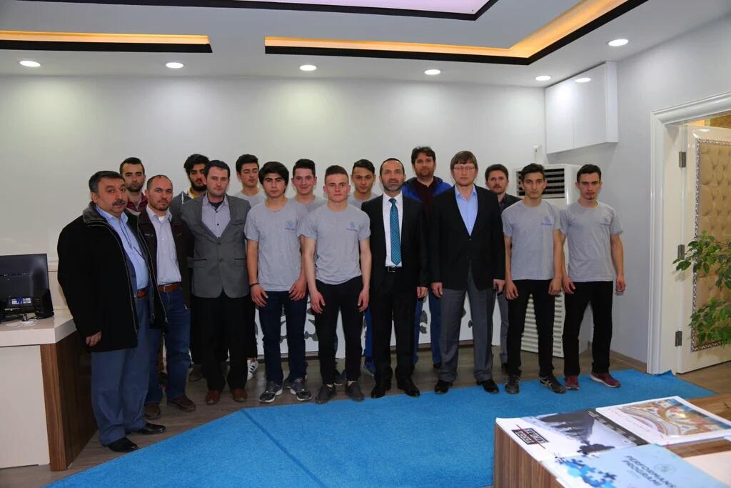 Ünçek Bilek Güreşi Takımı Türkiye Şampiyonası'na Gidiyor