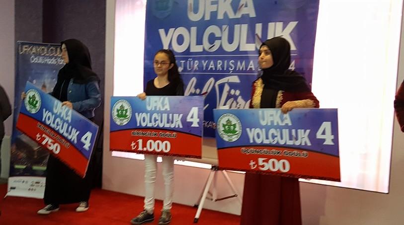 Ufka Yolculuk 4 Ödülleri Düzenlenen Törenle Sahiplerini Buldu