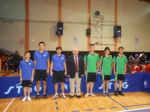 Gençler-Masa-Tenisi-C-Grubu-Türkiye-ŞampiyonasıAmasya