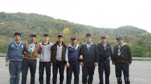 Ordu-Ulubey-Güzelyurt-Mahalli-İzcilik-Kampı