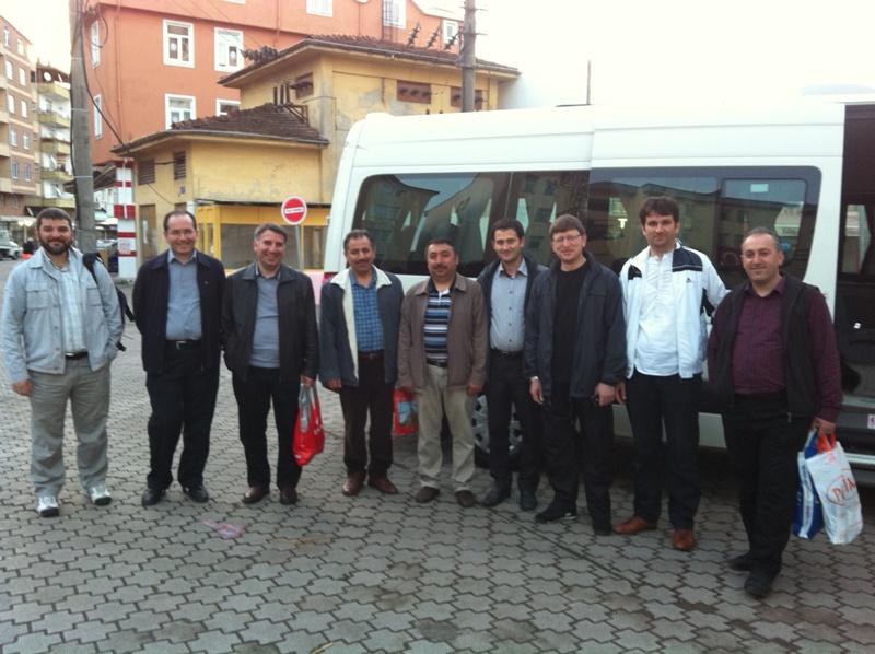 Sinop-İli-Çevre-Gezisi